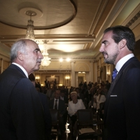 7 Points About Prince Nikolaos - the 1st Royal to Visit the Ancestral Palace