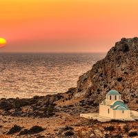 Greece's Top 7 Sensational Sunset Spots